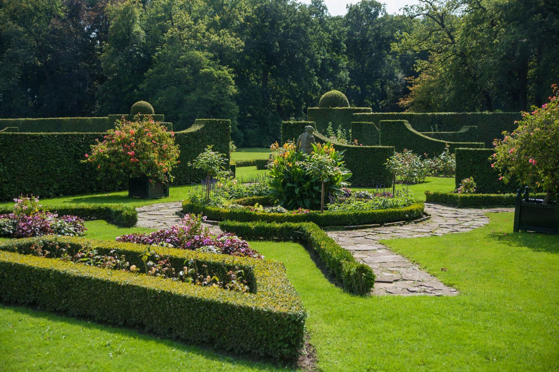Engelse Landschapsstijl Tuin : Tuinen en parken landgoederen in overijssel