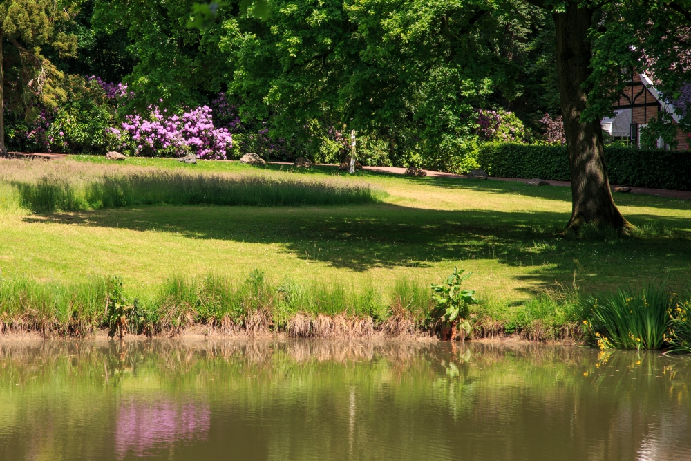 Engelse Landschapsstijl Tuin : Kalheupink engelse tuin landgoederen in overijssel